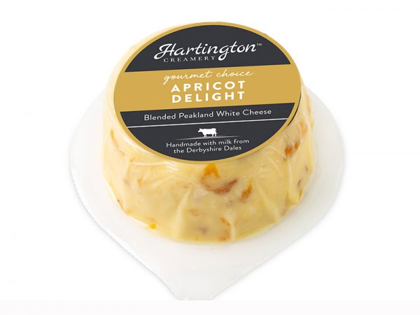 Apricot Delight Cheese