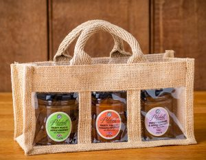 Trio of Pikehall Chutneys