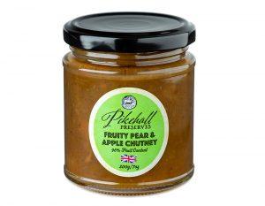 Pikehall Pear & Apple Chutney