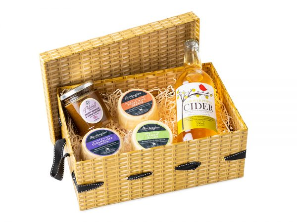 The Dales Cheese Ale or Cider Selection