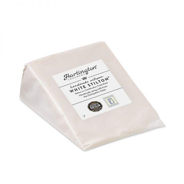 Hartington White Stilton Cheese Wedge