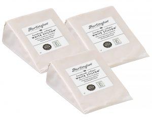 Hartington White Stilton Cheese Wedge x 3