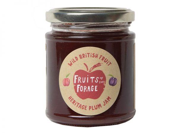 Fruits of the Forage Heritage Plum Jam
