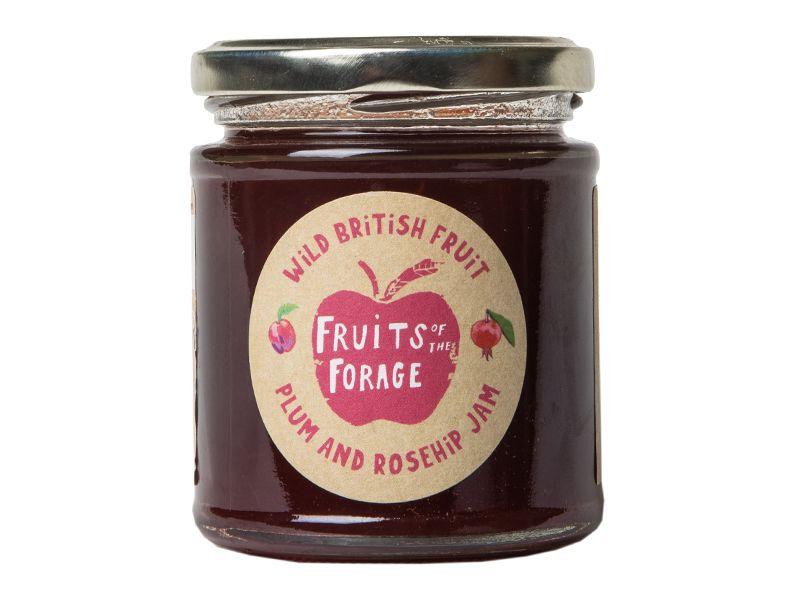 Fruits of the Forage Plum & Rosehip Jam