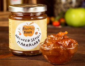 Fruits of the Forage Hogweed Seville Marmalade