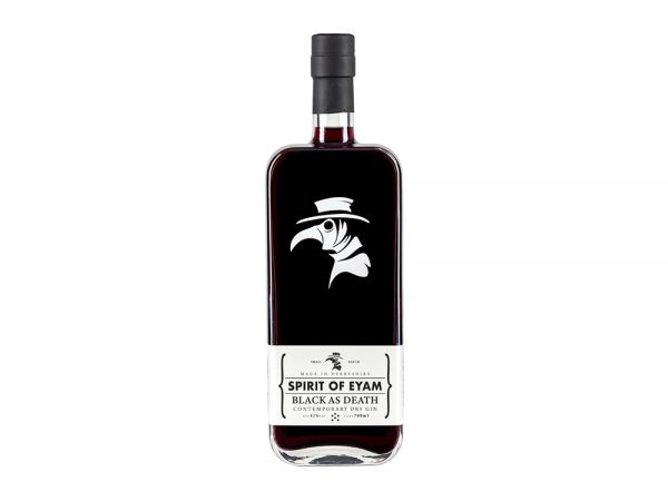 Spirit of Eyam - Black as Death - Contemporary Dry Gin