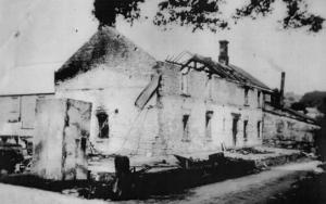 Great Hartington Fire 1929