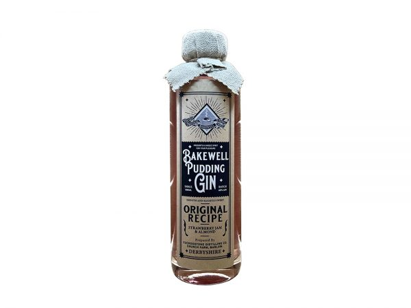 Bakewell Pudding Gin