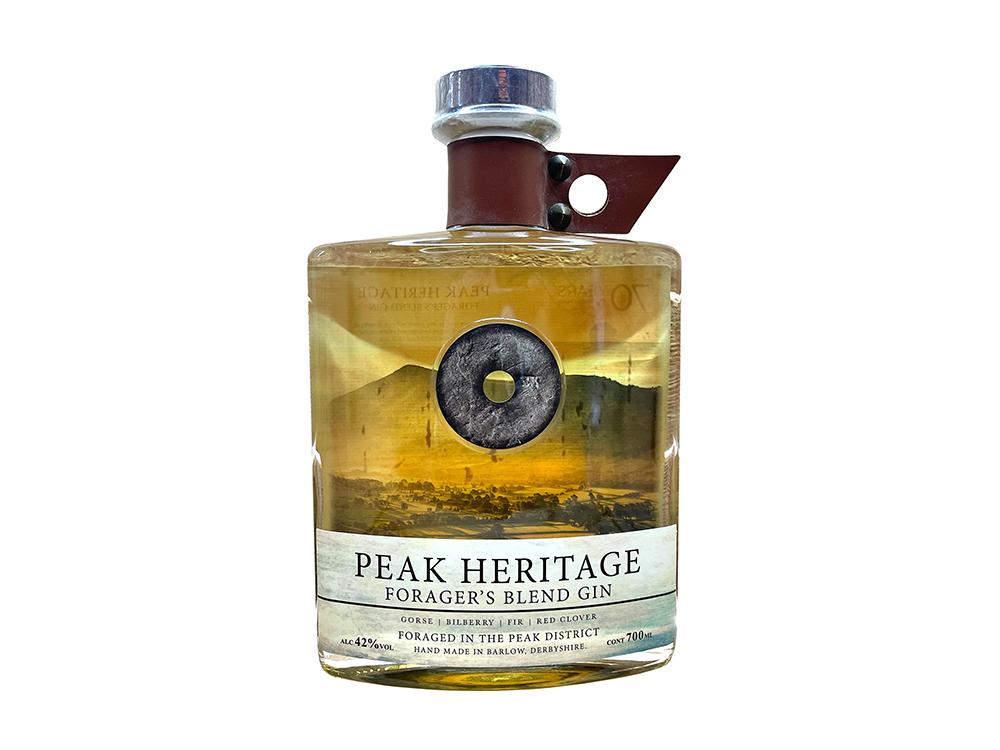 Peak Heritage Gin - Forager's Blend