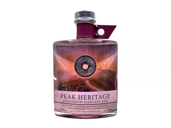 Peak Heritage Gin - Hedgerow Harvest