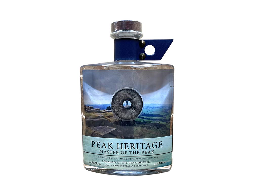 Peak Heritage Gin - Master of the Peak