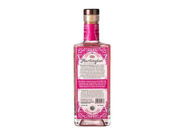 Hartington Peakland Pink Gin
